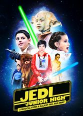 Jedi Junior High Netflix ES (España)
