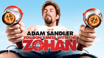 Is You Don T Mess With The Zohan 2008 On Netflix Brazil