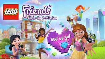 LEGO Friends: Girls on a Mission: Season 1