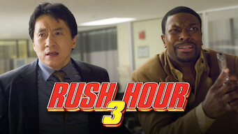 Is Rush Hour 3 2007 On Netflix Spain