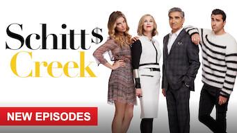 Is Schitt's Creek: Season 5 (2018) on Netflix United Kingdom