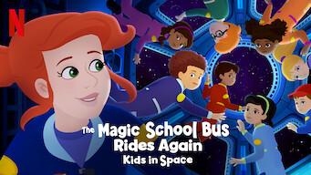 The Magic School Bus Rides Again Kids In Space