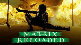 Is The Matrix Reloaded 2003 On Netflix Netherlands