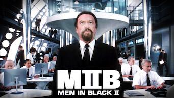 Is Men In Black Ii 2002 On Netflix Japan