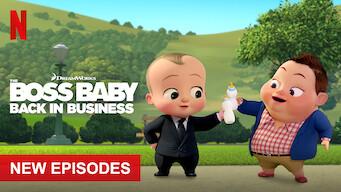 Is The Boss Baby Back In Business Season 3 2020 On Netflix Egypt