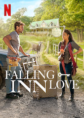 Falling Inn Love a poszter Sorozat figyelőn